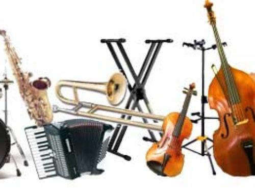 Schnupperkurs Instrumentenkarussell